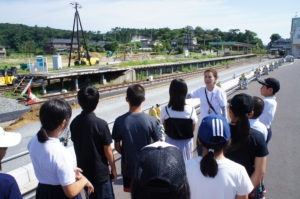 Tour in Affected Areas with a Tourist Volunteer Guide