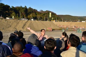 Ishinomaki Narrator Guide Tour