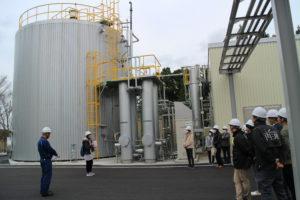 Minamisanriku BIO Facility Tour