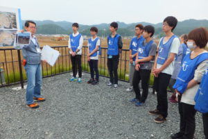 A Storytellers Guided Tour about the Great East Japan Earthquake