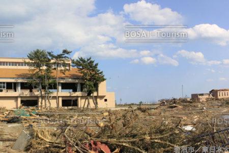 震災後の設備状況(2)