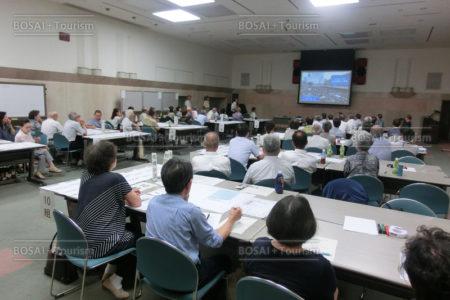 杉並区危機管理室主催の防災講座