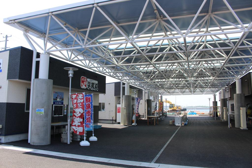 Arahama Nigiwai Corridor Shopping Street