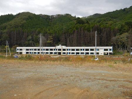 Ishinomaki City:Ogatsu Elementary School