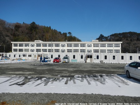 Higashi-Matsushima City:Nobiru Elementary School