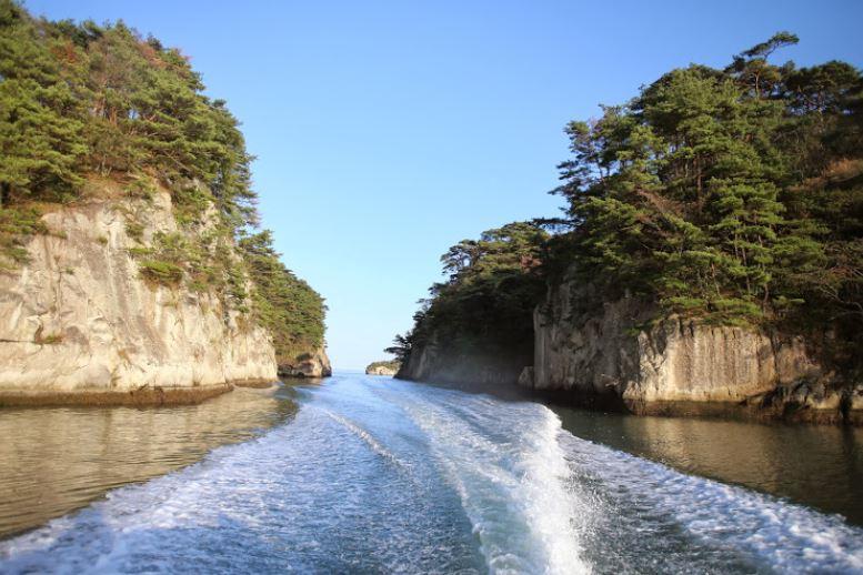 Okumatsushima Pleasure Boat