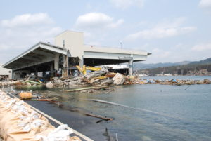 Recovery story of the fish market in Kesennuma City