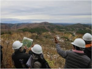 Study at the foot of Mt. Kurikoma Geopark. Learn how to make the earth