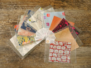 Make Accessories from Old Kimono Fabric at a Cafe: Hands-on Experience