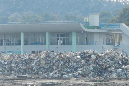 東北大学研究者による震災写真