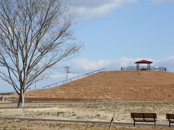Yoshidahama Beach Bosai Park