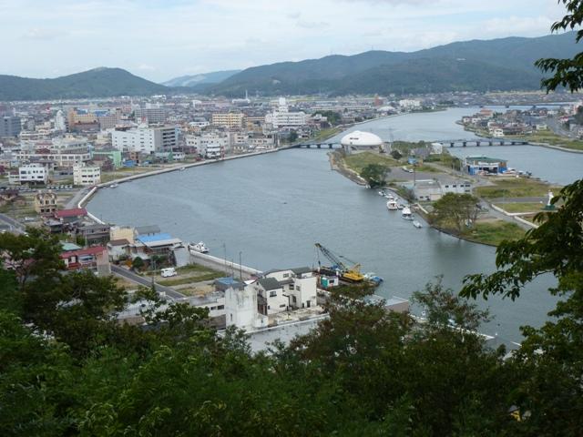 Within Ishinomaki City